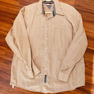 Tommy Hilfiger Mens Button Up Oxford 16-34/35